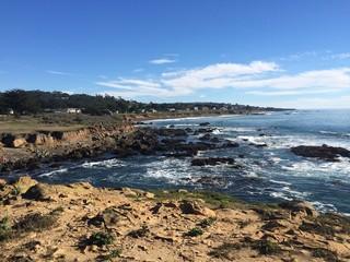 Rocky Shore and Coastline