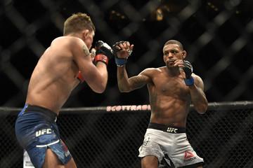 MMA: UFC Fight Night-St. Louis-Elkins vs Johnson