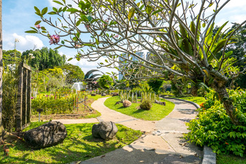 Botanischer Garten Kuala Lumpur
