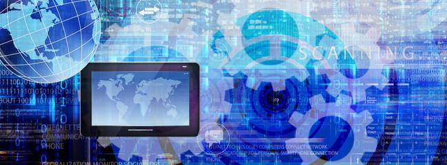 internet virtual digital technology