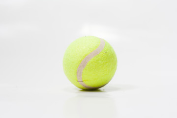 ball for tennis game.
