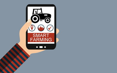 Smart Farming mit dem Smartphone