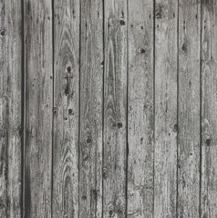 Grey wooden texture with planks, natural wood textured  surface background.