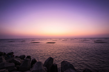 Moment after Sunset Tainan