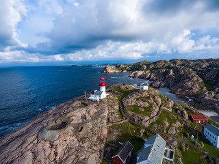 Lindesnes Fyr Lighthouse, Norway