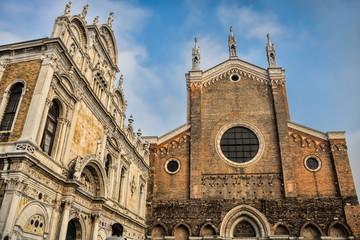 SS. Giovanni e Paolo und Scuola Grande di San Marco