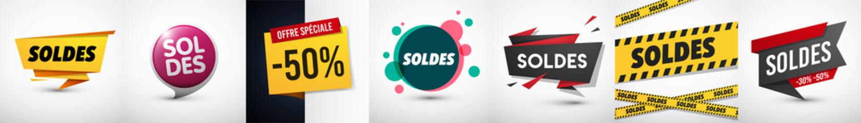 Soldes pack