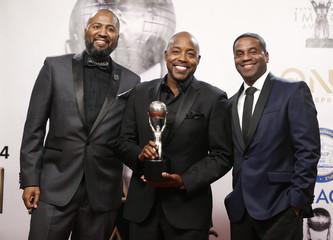 49thNAACP Image Awards – Photo Room – Pasadena