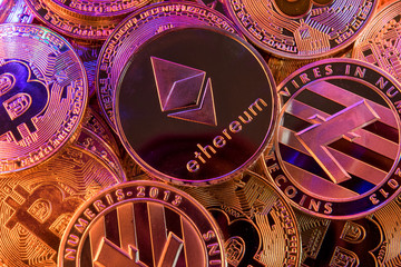 Ethereum: a cryptocurrency