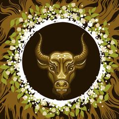 Zodiac Sign of Taurus in Earth Circle