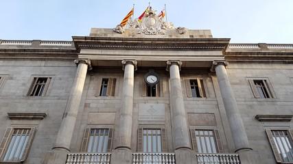 Mairie de Barcelone, Espagne