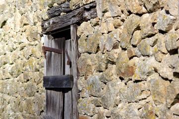 vieux mur en pierre