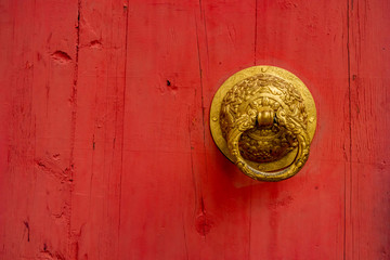 Chinese handle