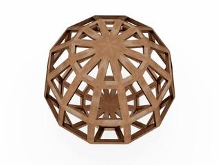Hebdomecontadilfaedron, Leonardo da Vinci