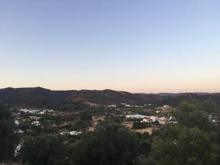portugiesische Landschaft