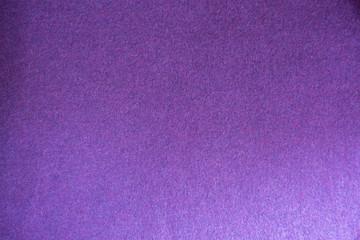 Top view of violet woolen jersey fabric