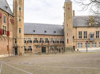 around Middelburg Abbey