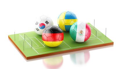 3d soccer world tournament Group F