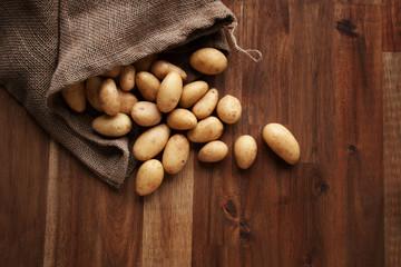 Potatoes healthy vegetables