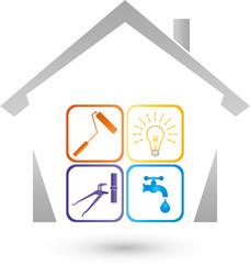 Haus und Werkzeuge, Hausmeister, Werkzeuge, Hausmeister Service