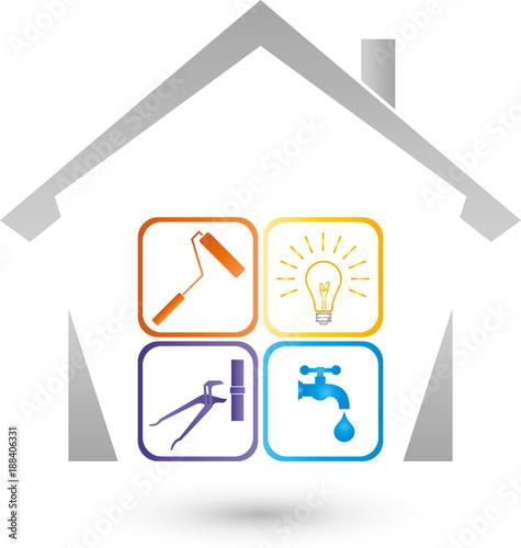 Hausmeister  Haus und Werkzeuge, Hausmeister, Werkzeuge, Hausmeister Service ...