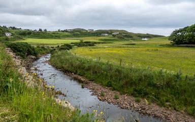 Northern Highlands landscape, Scotland