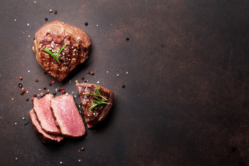 Wall Mural - Grilled fillet steak