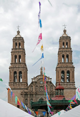 Kathedrale in Chihuahua, Mexiko