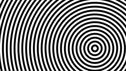 flat, fashionable, stylish, geometric black and white abstract background 1920 x 1080 px. for interior, design, advertising, screen saver, wallpaper, covers, walls, printing. vector pattern