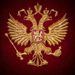 Coat of Arms of the Russia