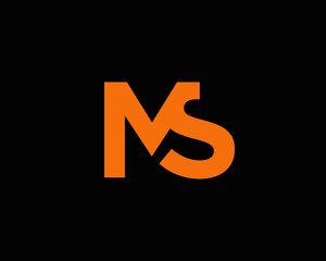 Logo Mark MS