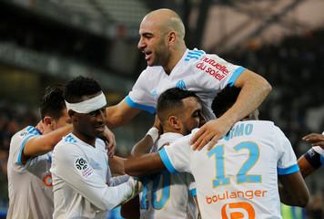 Ligue 1 - Olympique de Marseille vs RC Strasbourg