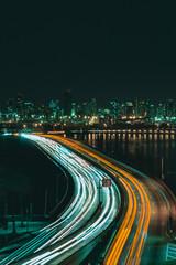 Foto op Canvas Oceanië Miami cityscape