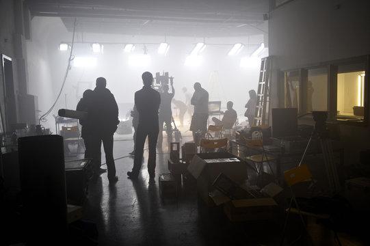 Corporate film production