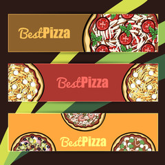 Pizza Banners 2