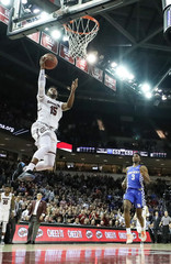 NCAA Basketball: Kentucky at South Carolina