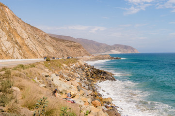 Pacific Coast Highway Route 1 Southern California