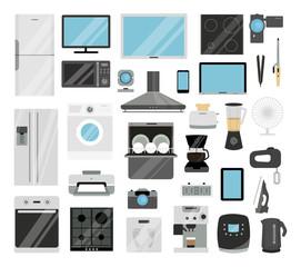 House appliances set.