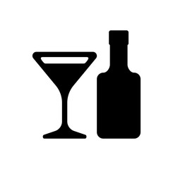 Alcohol / drinking / wine / cocktail icon