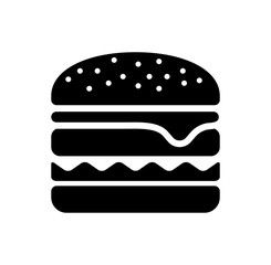 hamburger / junk food icon