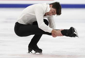 Figure Skating - ISU European Championships 2018 - Men's Short Program