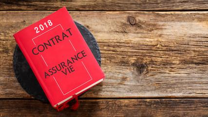 livre rouge (Contrat Assurance-vie)