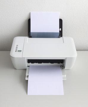 Compact home printer