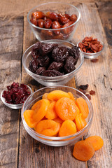 assorted dry fruit