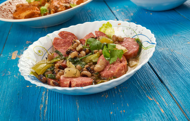 t Black-Eyed Pea Stew With Kale