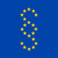 europa flagge paragraph I