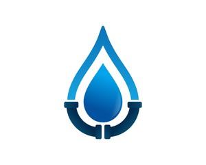 plumbing, pipeline drops