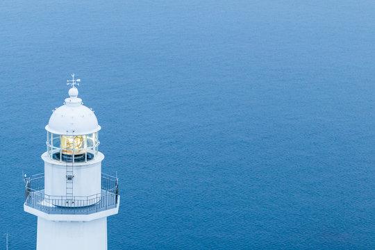 地球岬の灯台