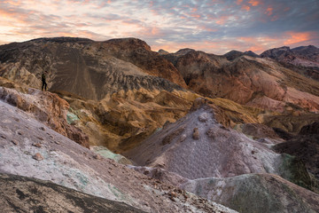 """artist's palette"" (death valley)."