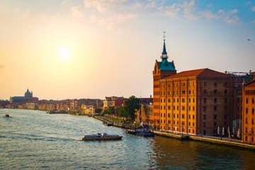 Venice at Sunrise.